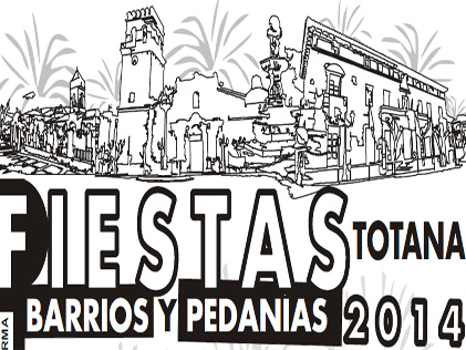 Fiestas de Barrios y Pedan�as 2014
