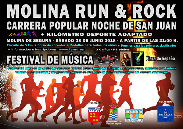 MOLINA RUN &ROCK