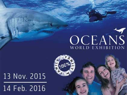 OCEANS WORLD EXHIBITION