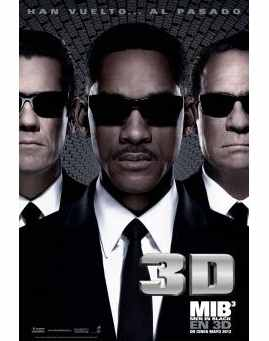 Men In Black III 3D :: Murciaturistica