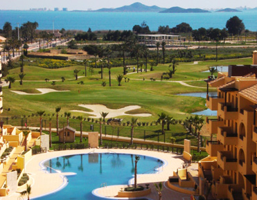 Serena Golf Resort :: Murciaturistica