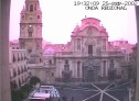 WEBCAM PLAZA CARDENAL BELLUGA (MURCIA)