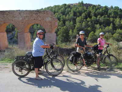 CASTLES AND SANCTUARIES SELFGUIDED BIKE ROUTE IN EASTERN SPAIN