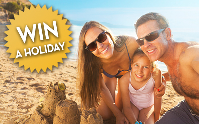 WIN A HOLIDAY