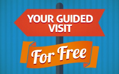 FREE GUIDED VISITS