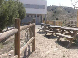 THE HOSTEL OF LAS TORRE DE COTILLAS