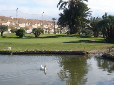 PITCH & PUTT - TORRE PACHECO