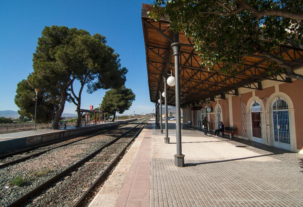 Estación Intermodal de Totana