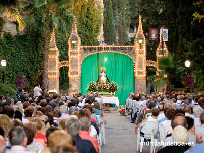 PILGRIMAGE OF THE BLESSED VIRGIN OF LA ESPERANZA