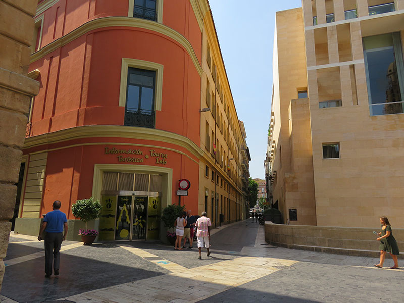 Murcia - TOURIST OFFICE