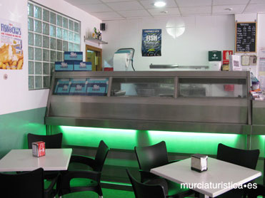 Restaurante Pearls Place
