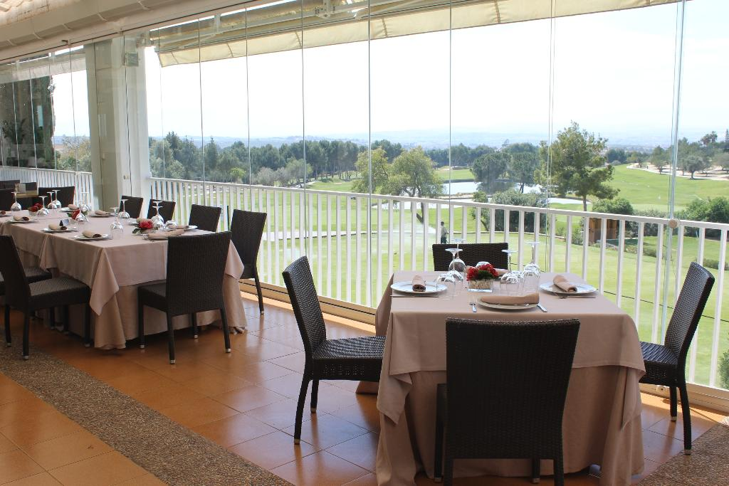 RESTAURANTE CLUB DE GOLF ALTORREAL