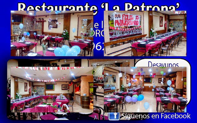 LA PATRONA BAR RESTAURANT