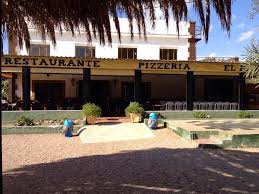 RESTAURANT EL PARQUE RTE.  PIZZA SHOP
