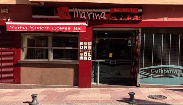 MARINA MODERN COFFE BAR